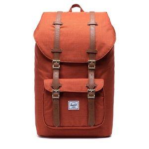 Herschel little America laptop backpack NWT